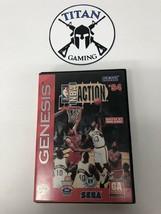 NBA Action '94 (Sega Genesis, 1994) - $8.55