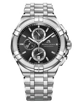 AUTHORIZED DEALER Maurice Lacroix Aikion AI1018-SS002-330-1 Stainless Watch - $1,178.10