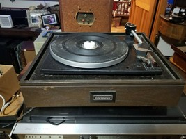 ELAC Miracord 620U Record Player Turntable - With Dust Cover - Works Great - $395.99