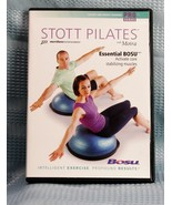 Stott Pilates: Essential BOSU - Active Core Stabilizing Muscle DVD with ... - $14.14