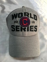 New ERA 2016 Cleveland Indians World Series Hat MLB League Champs Hat On... - $35.00