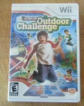 Active Life: Outdoor Challenge (Nintendo Wii, 2008) - $34.64
