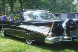 1957 Chevy Bel Air Hardtop For Sale In Neenah, WI 54956 image 2