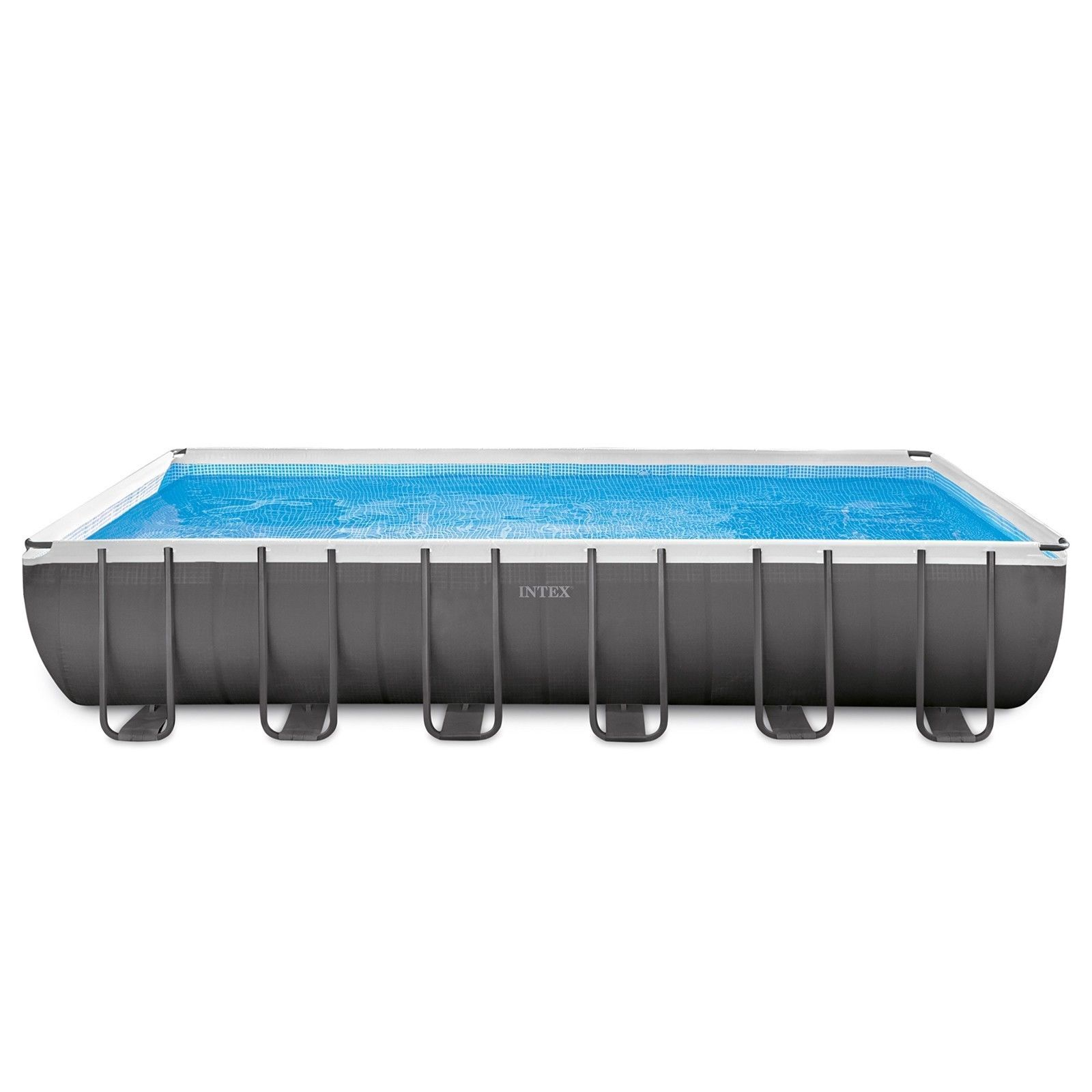 Intex Above Ground Swimming Pool Set with and 50 similar items