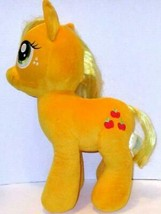 "BUILD A BEAR RETIRED MY LITTLE PONY PRINCESS APPLEJACK 16"" YELLOW PLUSH ... - $19.99"
