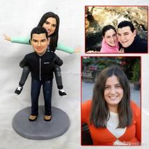 Turui Figurines Top Holiday Decoration Custom Figurine From Photo with P... - $148.00