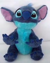 Disney Store STITCH Soft Plush Stuffed Animal Doll Toy - Lilo & Stitch 1... - $5.93