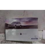FORESTER  2003 Owners Manual 217621 - $39.60