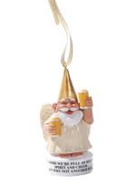 Angel Gnome Hanging Ornament Holiday Cheer Christmas Home Decor - $15.79