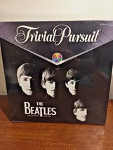 NEW THE BEATLES TRIVIAL PURSUIT GAME - $37.99