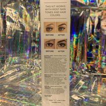 NEW IN BOX Billion Dollar Brows The Best Brows Ever! Kit 4pcs Gel Pencil Conceal image 3