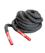 GEARDO CORE 50 FT Battle Rope Poly Dacron Exercise Gym Muscle Toning Fit... - $77.21