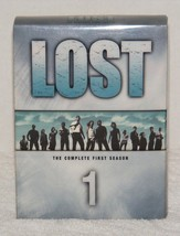 DVD The Complete First Season 2005 LOST (7 Disk Set) with Bonus Features - $19.99