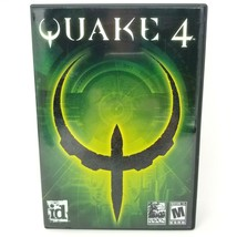 Quake 4 Pc CD-ROM Game For Windows 2000/XP Includes Cd Key / Complete Free Ship - $13.28