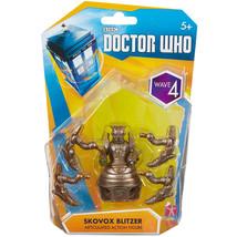 Doctor Who Wave 4 Skovox Blitzer Action Figure - $9.00