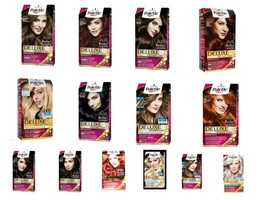 Genuine Schwarzkopf Palette Deluxe Oil Care Permanent Hair Color Hair Dye NEW - $14.50