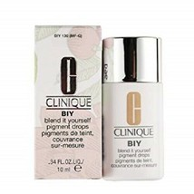 3 X CLINIQUE BIY BLEND IT YOURSELF PIGMENT DROPS 130 NIB - $21.99