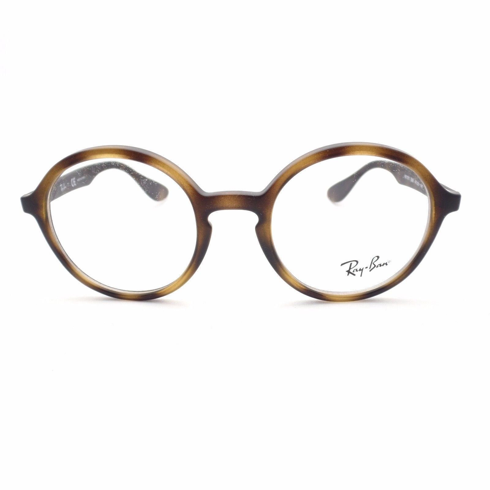 ab34bde5ada New Ray Ban RB 7075 5365 Matte Havana Rubber and 50 similar items. S l1600
