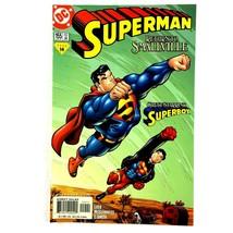 "Superman #155 DC 2000 NM ""The Private Life of Clark Kent"" Superboy Lex L... - $3.91"