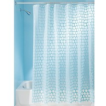 InterDesign Honeycomb Shower Curtain Aqua - $14.49