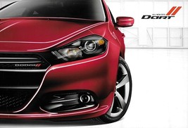 2013 Dodge DART sales brochure catalog 13 Aero SXT Rallye Limited R/T - $6.00