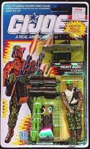 "G.I. Joe 3"" Heavy Duty Hasbro 1990 Action Figure - $64.35"