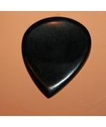 EBONY GuiTaR/ BaSS PickS~ Extra Heavy~ Nice curvature for the thumb! Ton... - $2.60