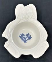 Pfaltzgraff Yorktowne Childs Bunny Rabbit Dish Bowl - $29.49