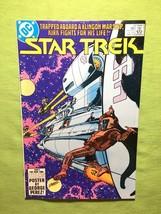 Star Trek #2 (Mar 1984, DC) NM - $5.40