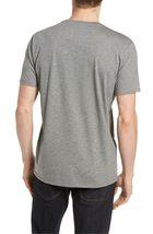 Lacoste Men's Premium Pima Cotton V-Neck Sport Shirt T-Shirt Tonal Croc image 9