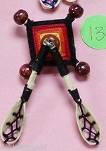 Unique Native American Hatpin Gods Eye Ballstick Ball Stick Hat Pin Semi... - $29.99