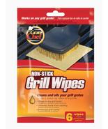 """Grate Chef 6-Piece Non-Stick Grate Wipes, 4"""" X 3"""" - $8.59"""
