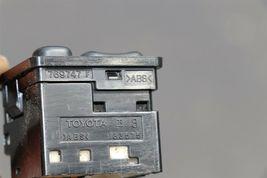 2007-20 Toyota Sequoia Tundra Limited Mirror Switch W/ Power Fold 84870-0C040 image 6