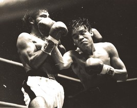 Ruben Olivares 8X10 Photo Boxing Picture Ring Action - $3.95