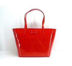 Kate spade small harmony tote  metro spade red MSRP $178 - $319.99