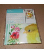 "Easter Flags 12 1/2"" x 18"" Celebrate It Bunnies & Chicks 154M - $10.14 CAD"