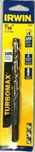 Irwin 73628ZR 7/16 in. x 5-1/2 in. L High Speed Steel Drill Bit 1 pc. - $9.88