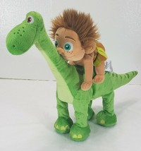Disney The Good Dinosaur ARLO Talking & Animated + Spot Cave Boy Plush - $49.99