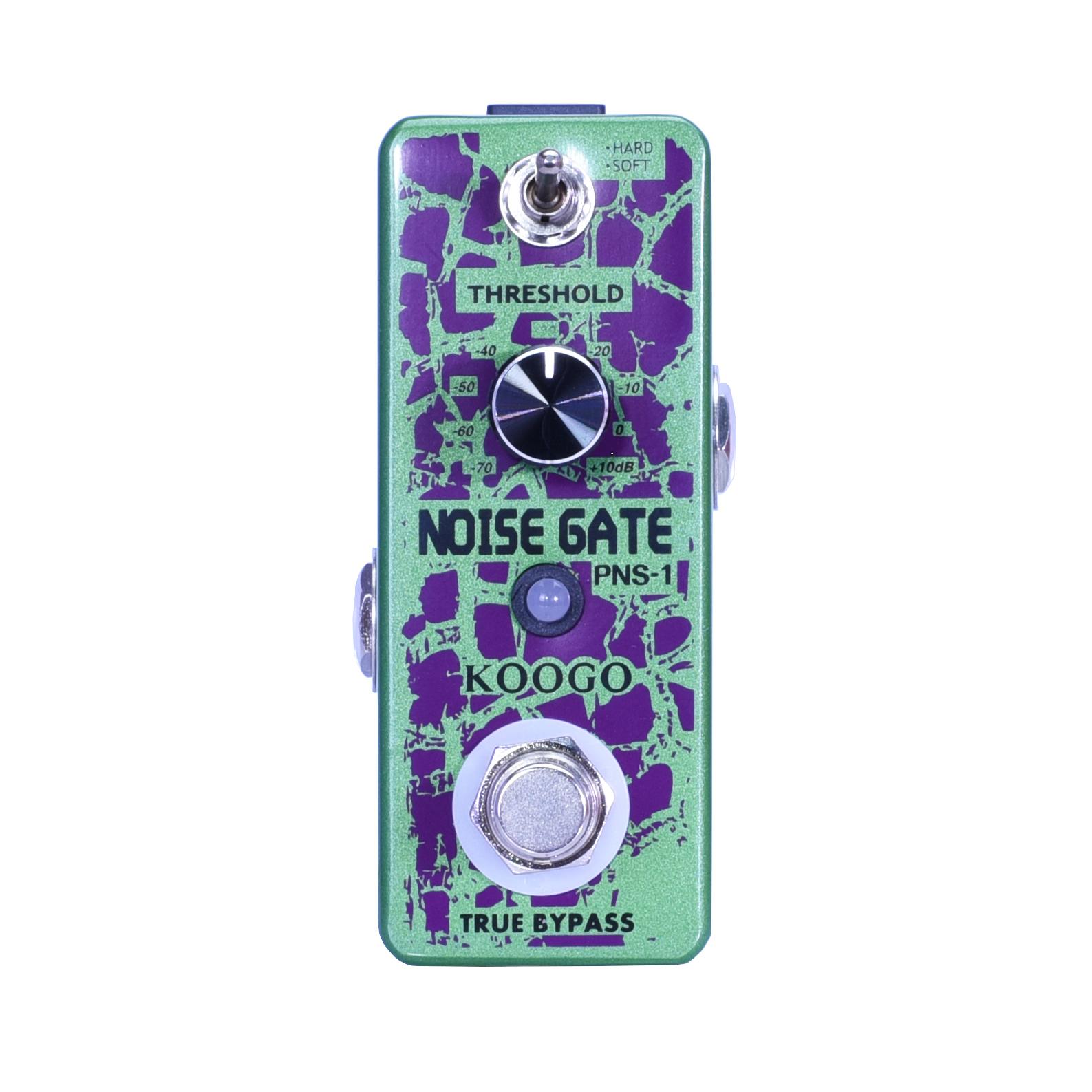 koogo mini noise gate suppressor effect pedal guitar noise killer other. Black Bedroom Furniture Sets. Home Design Ideas
