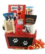 Pampered Pooch: Pet Dog Gift Basket - $94.99