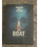The Boat (DVD, Unified Pictures, 2018 Horror Film) BRAND NEW / FACTORY S... - $9.99
