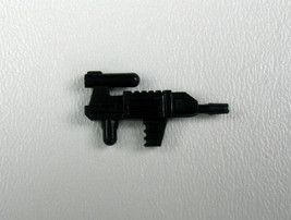 Transformers G1 Hook Laser Pistol Weapon, Original 1984 Vintage Black Gu... - $5.29