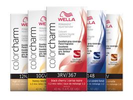 Wella Color Charm Permanent Liquid Haircolor, 1.4 oz