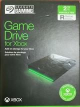 BRAND NEW IN BOX Seagate 2TB Game Drive for Xbox (Q1) - $93.50
