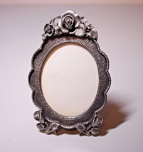 Metal Floral Picture Photo Frame - $19.95