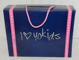 I Love Yo Kids AVA 78K Girls Fringe Boot Rust Silver Studded Size 1 image 8