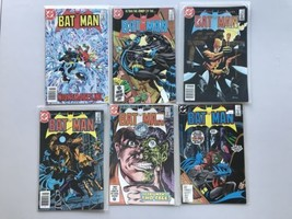 Lot of 12 Batman (1940) from #376-407 VF Very Fine - $69.30