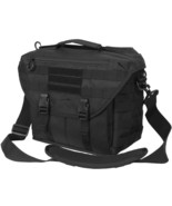 Black Covert Dispatch Tactical Breifcase Laptop Shoulder Bag - $57.99