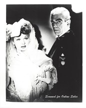 The Lucy Show Lucille Ball Boris Karloff 8x10 Photo 3818183 - $9.99