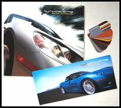 2008 Corvette Prestige Original Dealer Brochure, Z06 C6 LS3 LS7 GM Xlnt 08 - $18.81